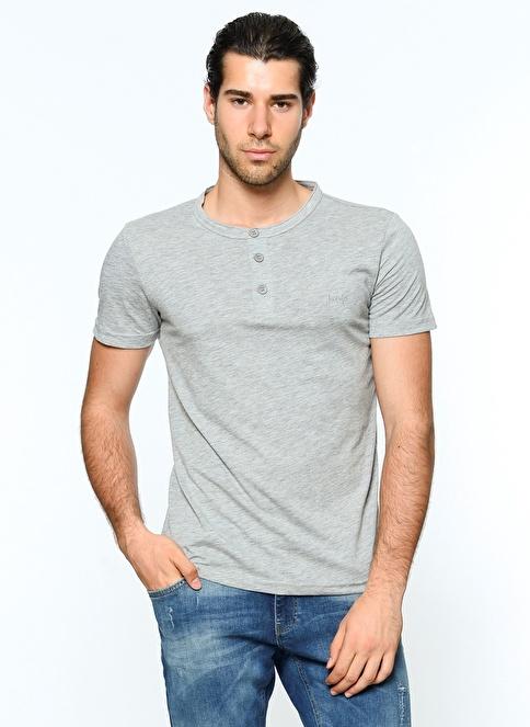 Lee Cooper Tişört Gri